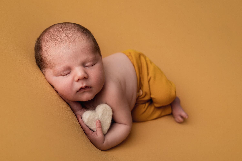 estudio de fotografía newborn en Elche